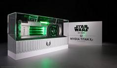 TITAN Xp Star Wars Jedi Order : une carte graphique pour les fans de star wars