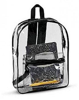 clear backpack for marjory stoneman douglas high school university