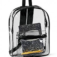 CLEAR BACKPACK – 7010 Liberty clair Sacs à dos