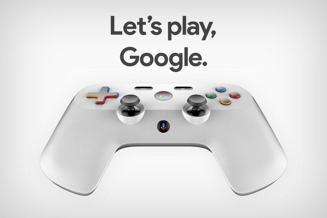 Manette google play