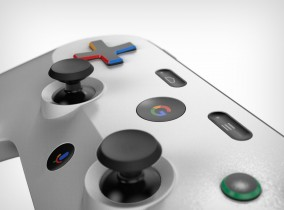 Manette google, project stream le cloud gaming google #gdc2019