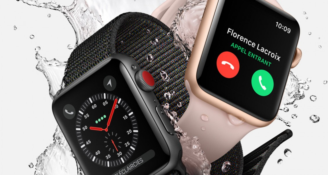 Acheter apple watch Serie 3