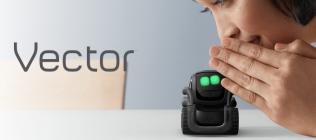 Vector le robot assistant d'anki