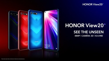 Honor View 20 128 Go 6Go ram