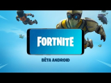 Fortnite battle royale sur android samsung #fortnite #android