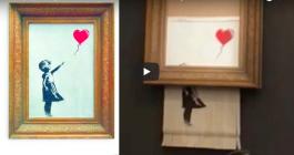 Banksy La fille au ballon – DIY
